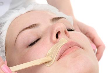 Facial Waxing at LilaJune