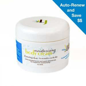 body cream auto renew