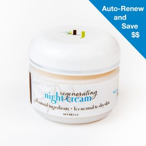 night cream auto renew